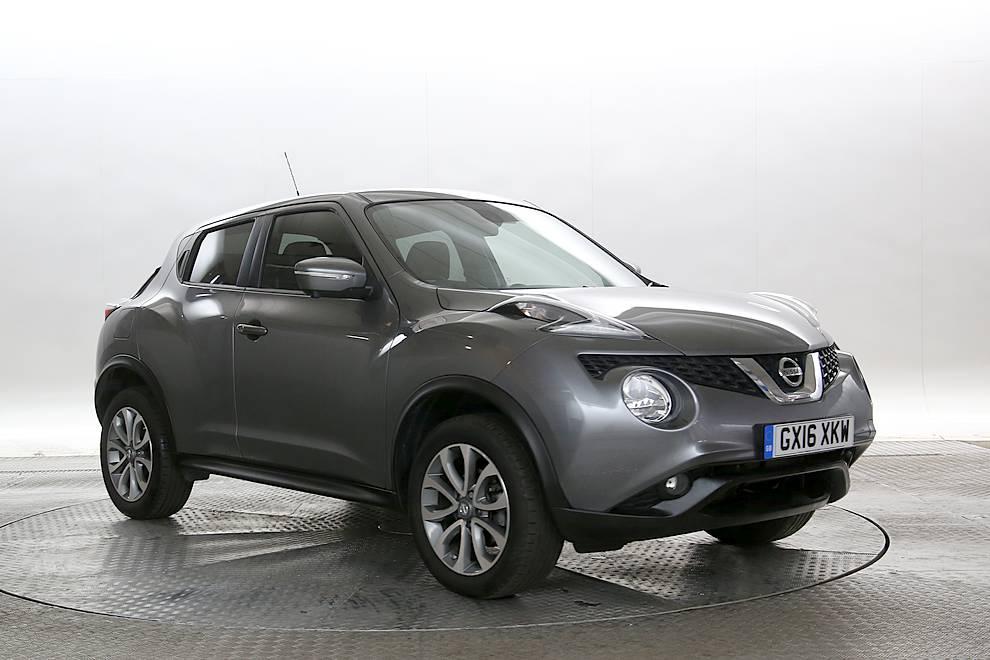 Nissan Juke - Cargiant