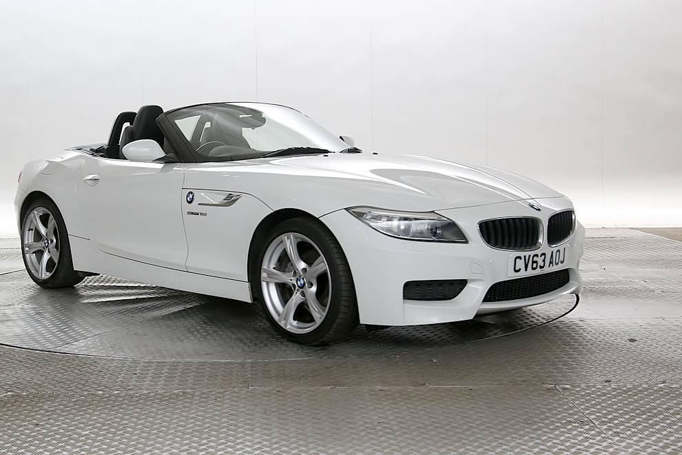 BMW Z4 - Cargiant