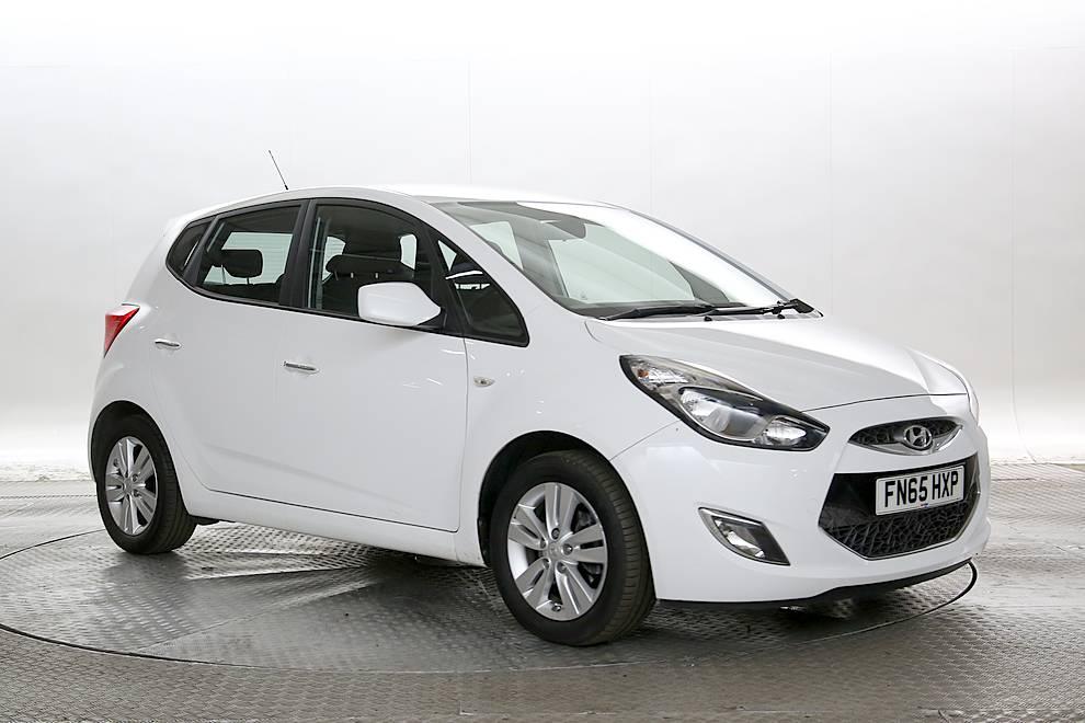 Hyundai IX20 - Cargiant