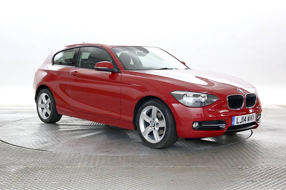 BMW 116i - Cargiant