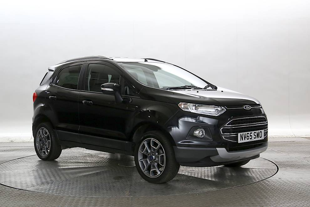 Ford Ecosport - Cargiant
