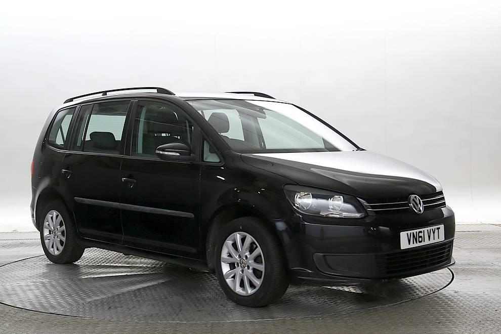 Volkswagen Touran - Cargiant