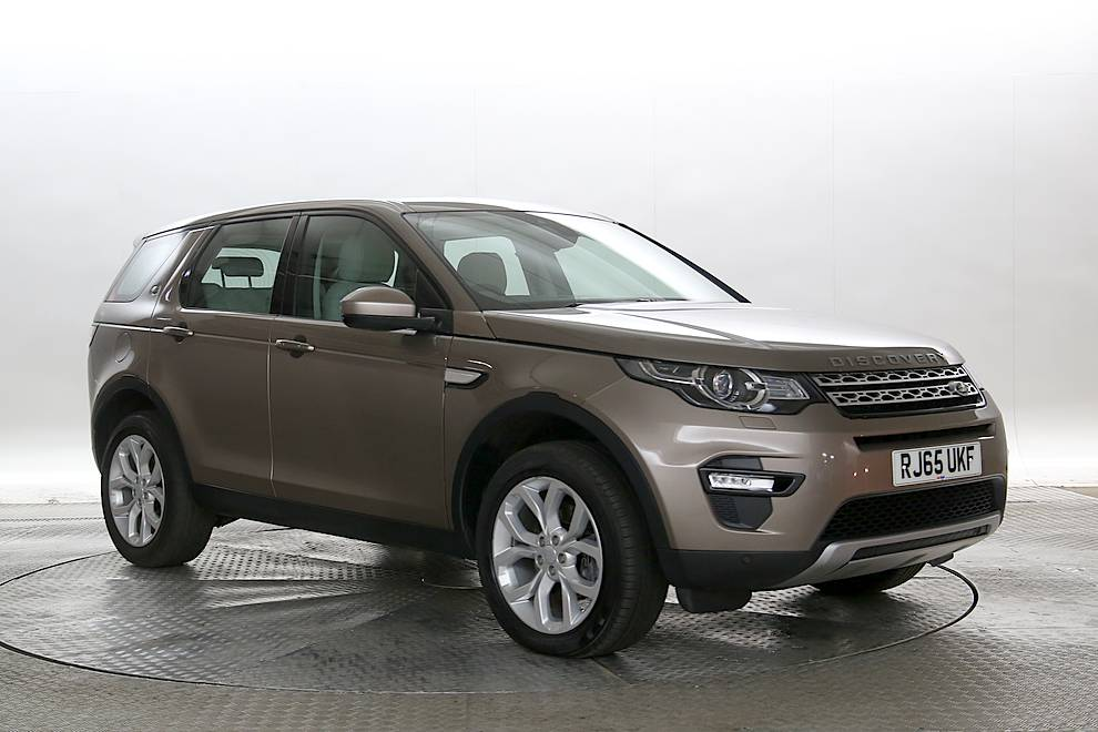 Land Rover Discovery Sport - Cargiant