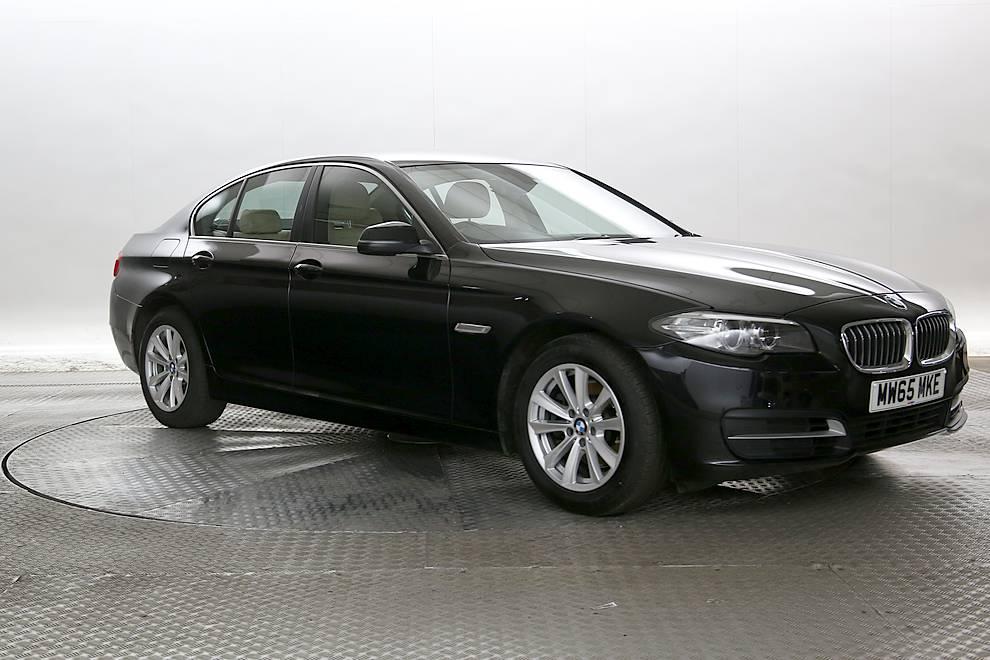 BMW 520D - Cargiant