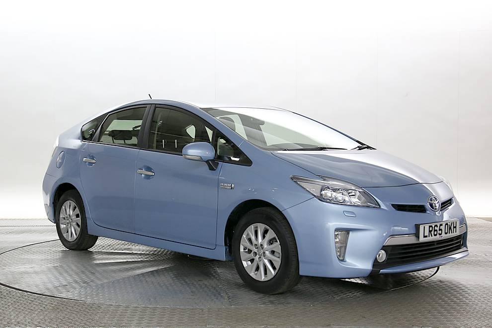 Toyota Prius - Cargiant