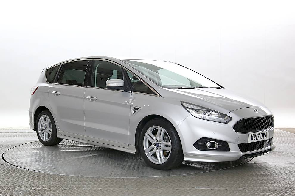 Ford S-Max - Cargiant