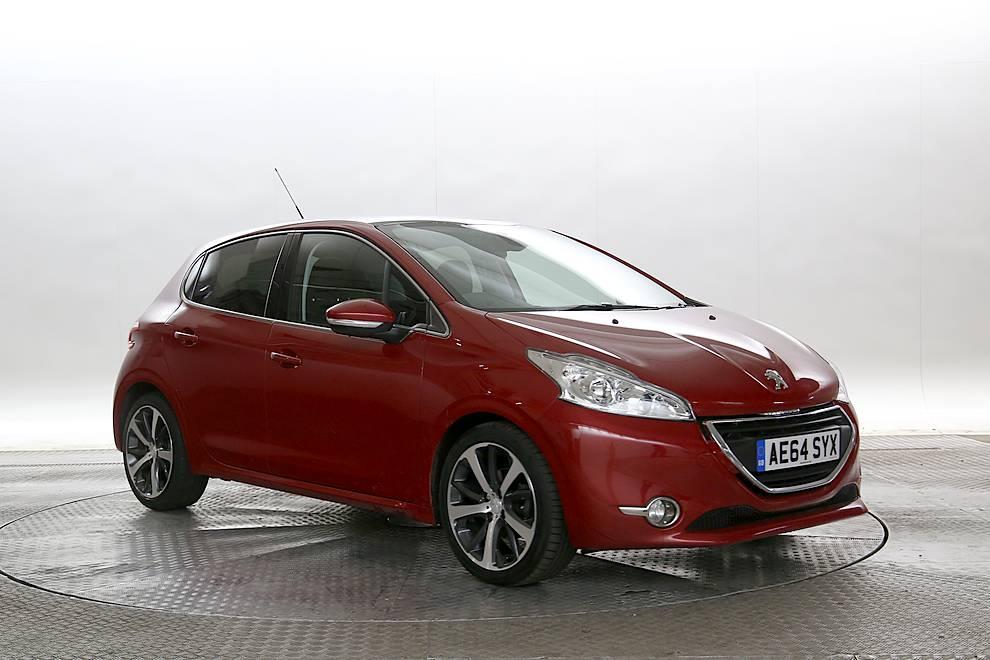 Peugeot 208 - Cargiant