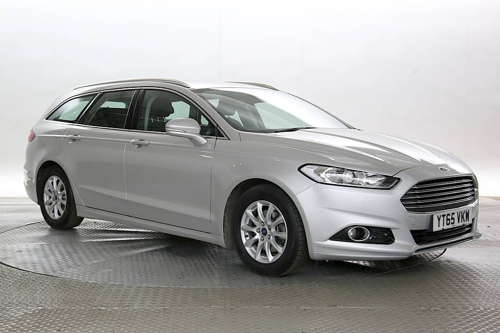 Ford Mondeo - Cargiant