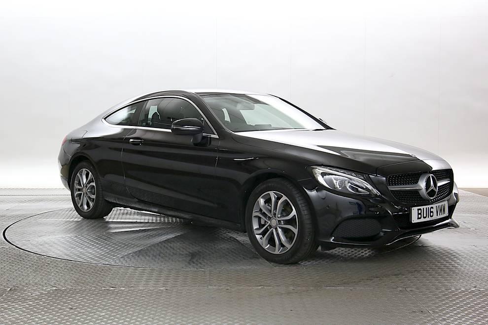 Mercedes C300 - Cargiant