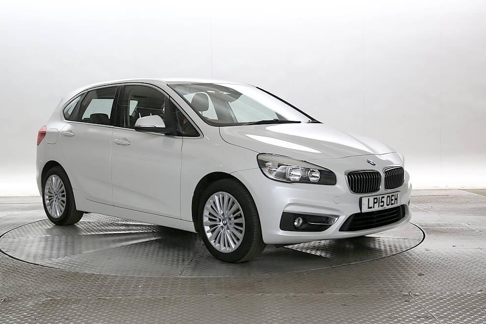 BMW 216D - Cargiant