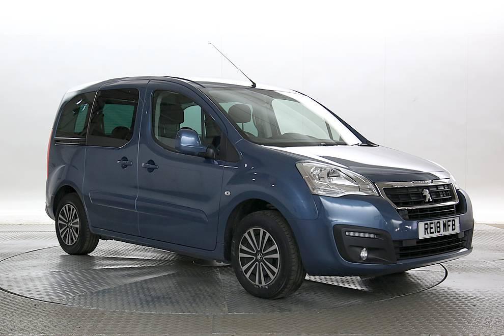 Peugeot Partner Tepee - Cargiant