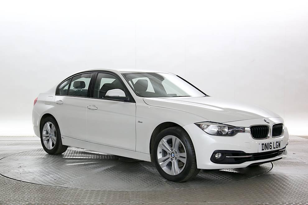 BMW 320i - Cargiant
