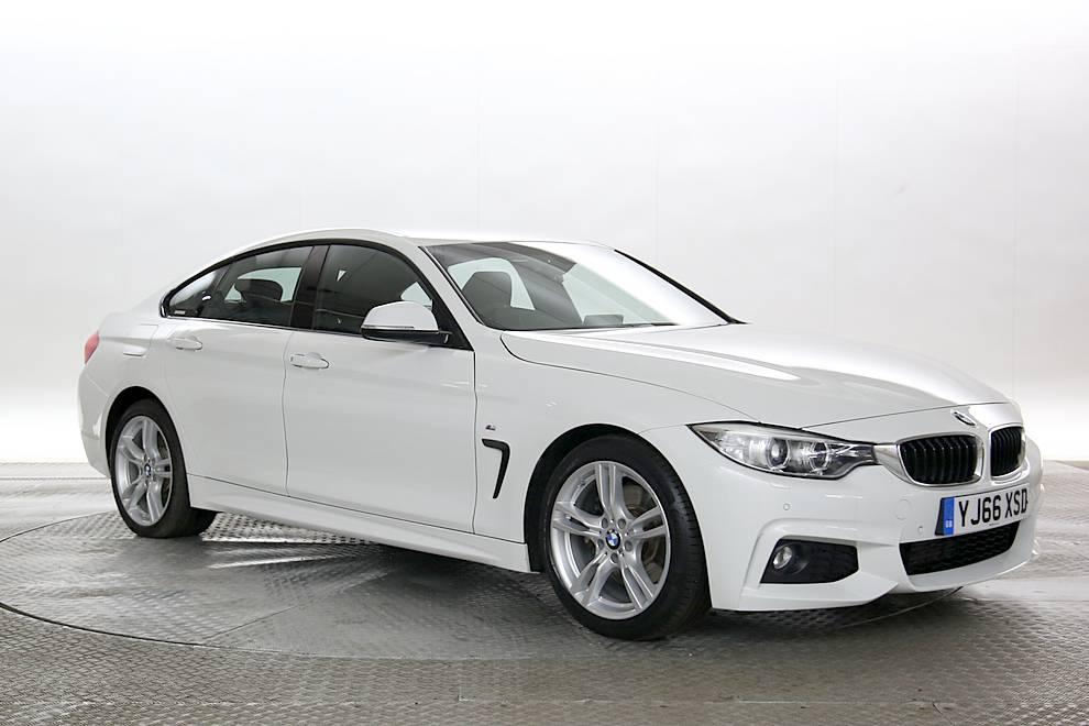 BMW 430D - Cargiant