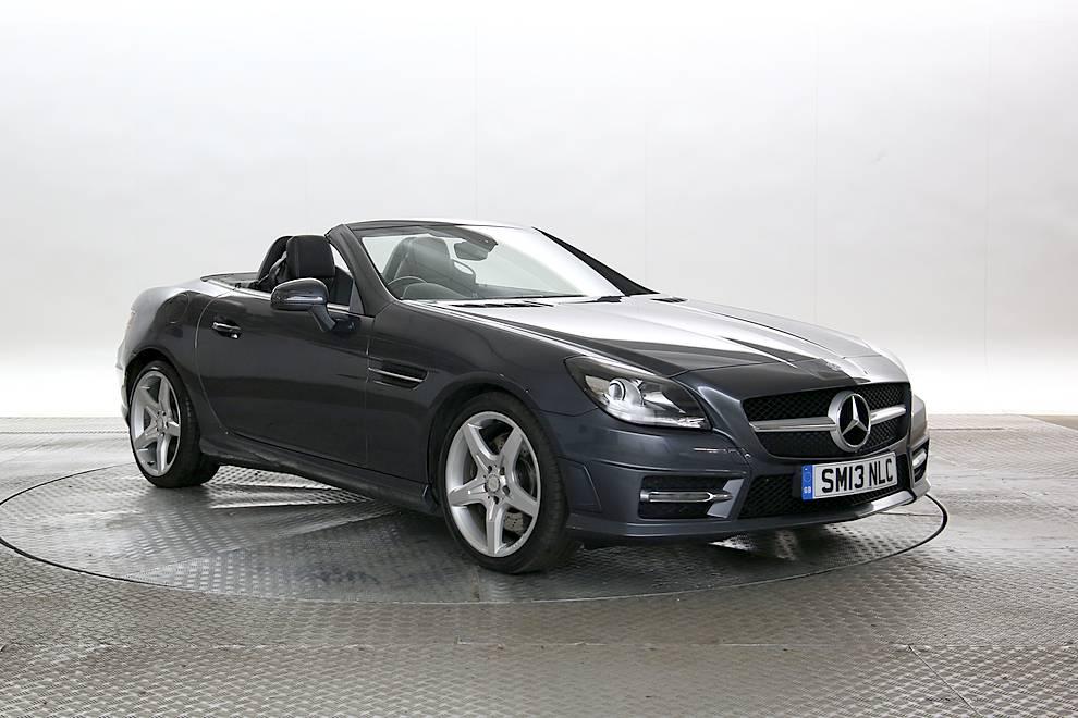 Mercedes SLK - Cargiant