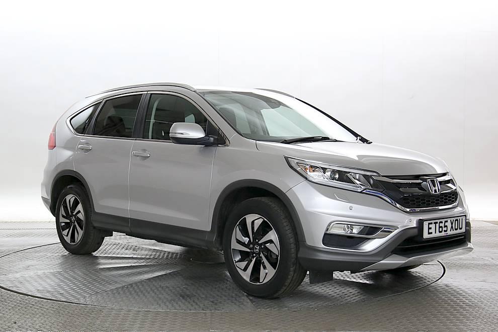 Honda CR-V - Cargiant