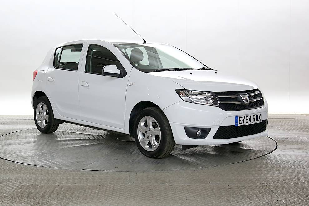 Dacia Sandero - Cargiant