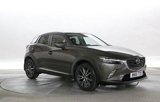 Mazda CX-3 - Cargiant