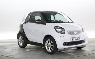 Smart Fortwo - Cargiant
