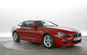 BMW 640D - Cargiant