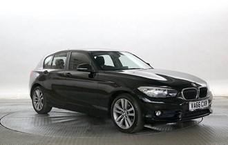 BMW 118i - Cargiant