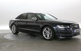 Audi S8 - Cargiant