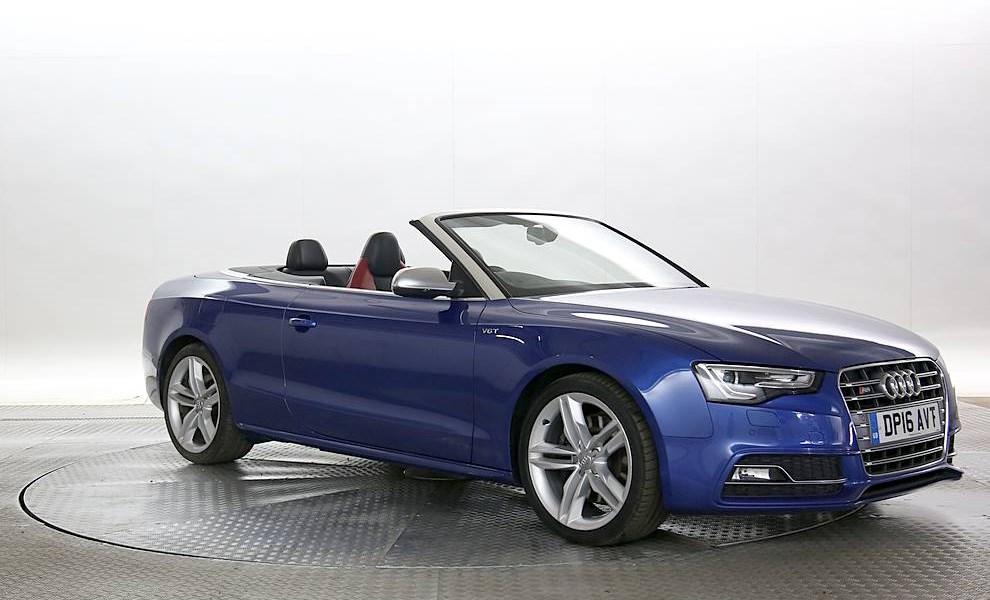 Audi S5 - Cargiant