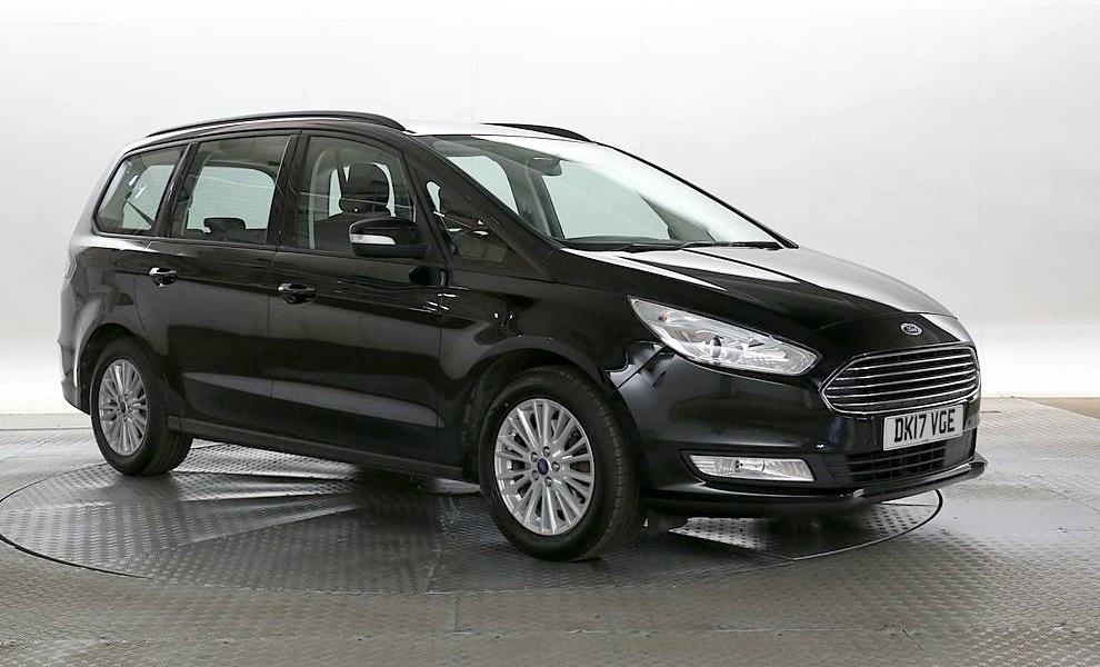 Ford Galaxy - Cargiant