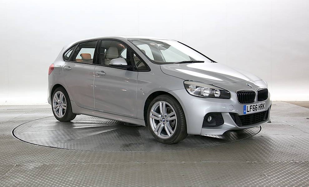 BMW 2 Series Tourer - Cargiant
