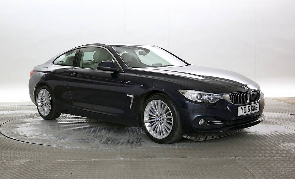 BMW 425D - Cargiant