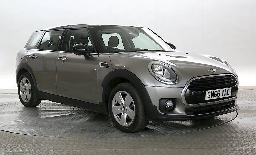Mini Clubman - Cargiant