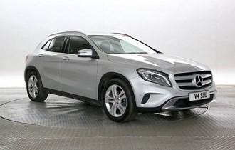Mercedes GLA - Cargiant