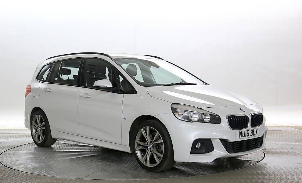 BMW 2 Series Tourer - Cargiant
