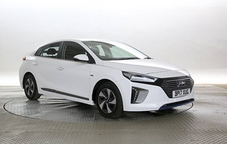 Hyundai Ioniq - Cargiant