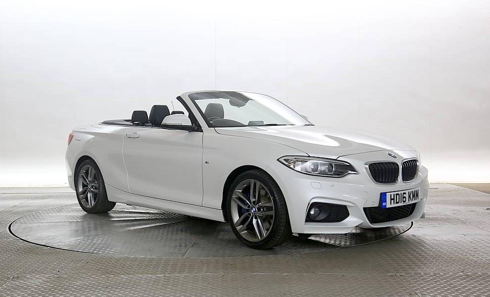 BMW 2 Series - Cargiant